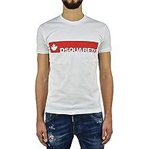 quality design 3a30e 53361 dsquared t shirt uomo - Amazon.it