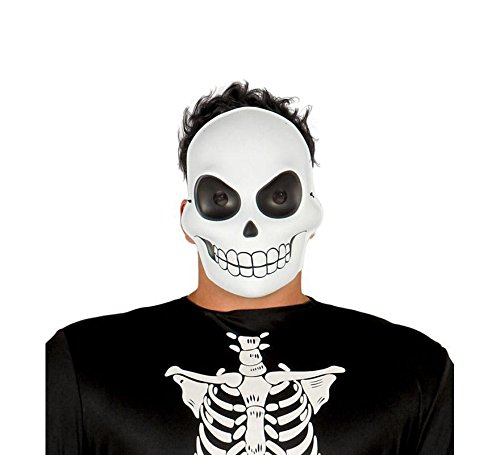 Máscara de Calavera Grandes Dientes