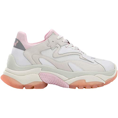 Ash Addict Womens - White Chalk Pink - 38 EU