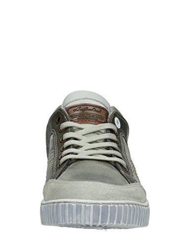 Australiano, Sneaker Uomo Grigio * Auditores Valor Objetivo K17 Gris Claro
