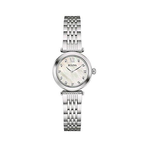 bulova-diamond-96s167-montre-bracelet-de-createur-pour-femme-acier-inoxydable-cadran-en-nacre