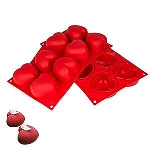 IWILCS 2 moldes de silicona