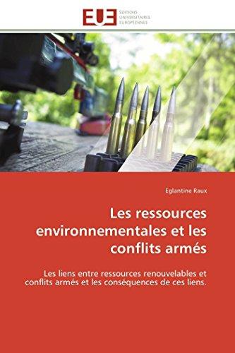 Les ressources environnementales et les conflits a...