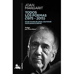 Todos los poemas (1975-2015) (Contemporánea)