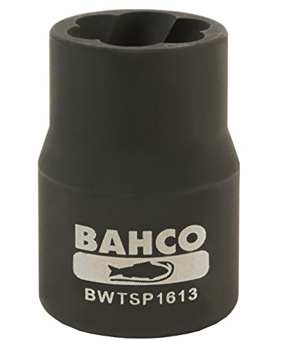 Bahco BWTSP1616 Stecknuss für Rundmuttern 3/8 Zoll - 16 mm