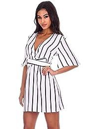 Amazon.co.uk  AX PARIS - Dresses   Women  Clothing 827c3d448