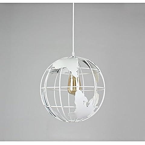 Sanyi Retro Vivid Forma Ferro Globe E27