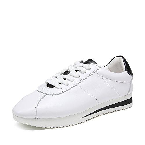 Chaussures de sport féminin/Chaussures de fond plat/Version coréenne de sneaker A