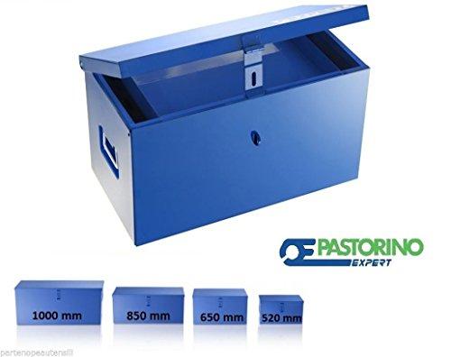 PASTORINO EXPERT Dettagli su Baule Porta Utensili E010209 Lunghezza 520 MM