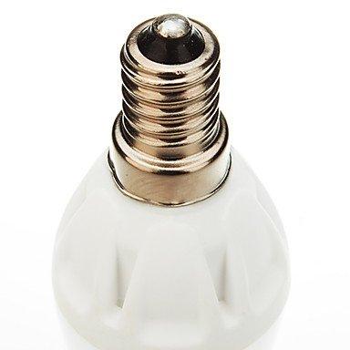 FDH 3W E14 C35 Luces de velas LED 10 SMD 3328 270 lm Blanco cálido de 220-240 V CA