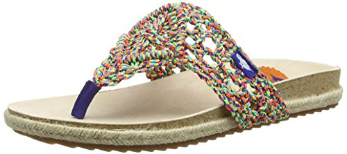 Rocket Dog Fairytale, Tongs femme Multicolore - Mehrfarbig (MULTI CLR QA0)