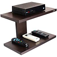 Captiver Wall Mounted Set Top Box Stand Wenge / Perfect Organizer Tv Entertainment unit stand / set top box wall stand set top box stand set top box holder set top box wall shelves set top box wall stand wooden set top box wall shelf stand set top box holder wall mount set top box stand wooden setup box stands setup box wall stand setup box holder setup box stand wall mount setup box wall mount wooden setup box holder wall mount wooden setup box wall stand wooden setup box wall mount stand