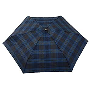 Parapluie carreaux bleus. Pertegaz
