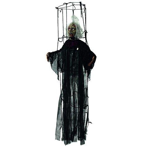 Halloween Figur Zombie JM-22, animiert (Halloween Animierte Figuren)