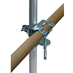 Trixie 4413 Railing Clamp with Telescopic Pole