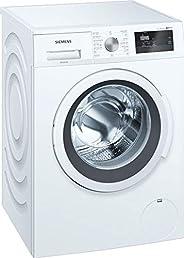 Siemens 8 Kg 1000 RPM Front Load Washing Machine, White - WM10J180GC, 1 Year Warranty