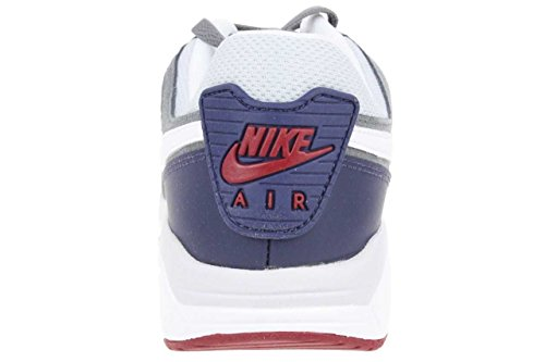 Nike Schuhe Air Max Span TXT FB Herren cool grey-white-midnight navy-legacy red