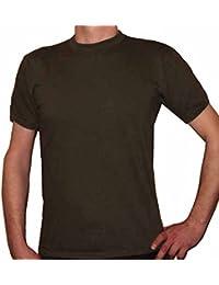 ddb4e0ea0b9003 Original Bundeswehr Unterhemd T-Shirt 100% Baumwolle Kurzarm Farbe …