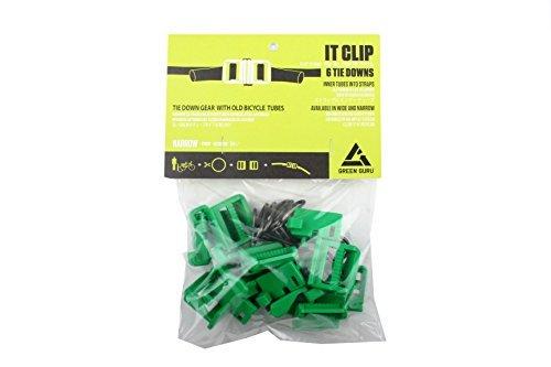 green-guru-gear-it-narrow-tie-down-clips-pack-of-6-by-green-guru-gear