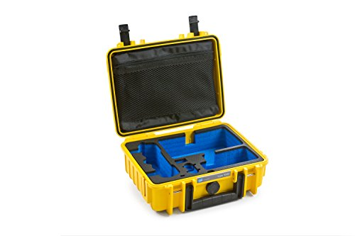 B&W outdoor.cases Typ 1000 mit DJI Mavic Air Inlay - Das Original