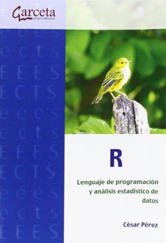 ebook R. Lenguaje de programación y análisis estadístico de datos
