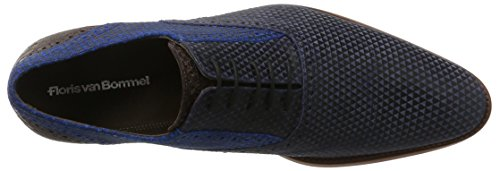 Floris Van Bommel Mens 19300/01 Oxford Blue (blu)