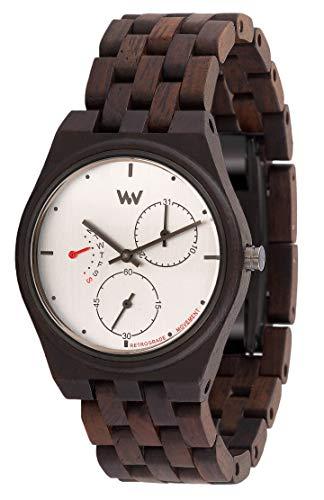 Reloj WeWood 70373526 Gris Acero Unisex