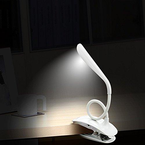 Desk lamp hometek table lamps clip on desk lamps flexible clamp desk lamp aloadofball Choice Image