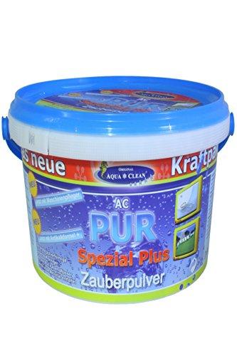 AQUA CLEAN PUR Spezial Plus Zauberpulver 5kg Fleckenentferner