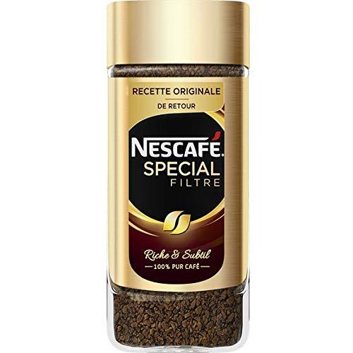 Nescafé - Café Soluble - 100G - Lot De 3 - Livraison Rapide en France - Prix Par Lot