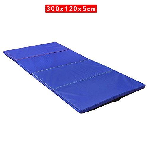 Faltbare Yogamatte Gymnastikmatte Weichbodenmatte Fitnessmatte mit Griffen  Abbildung 2
