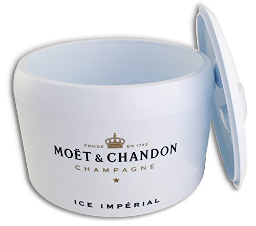 Moët & Chandon Ice Impérial Champagner Eiswürfel Behälter Kühler Ice Cube Bucket EIS-Eimer Box