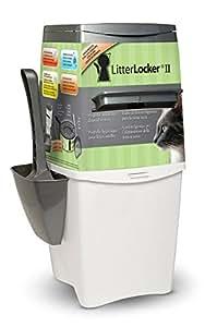 LitterLocker II mit Schaufel, Halter und einer Kassette