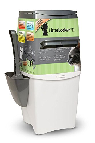 Poubelle Litter Locker II