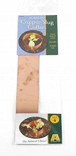 Agralan HA1361 Colliers en cuivre anti limaces