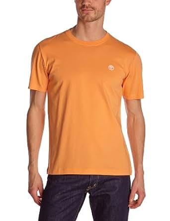 Timberland - T-Shirt - Homme - Orange (Muskmelon) - S