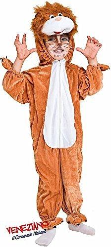 lung Kleinkinder Jungen Mädchen Löwe Safari Zoo Tier Katze Kostüm Kleid Outfit 12-36 Monate - 2 years (Safari-outfit Für Kleinkinder)