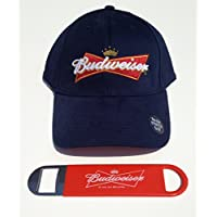 Budweiser King of Beers Cap and Bottle Opener by Budweiser