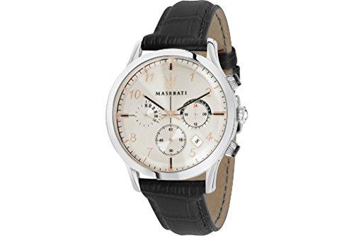 Maserati Mens Watch Ricordo Chronograph R8871625006