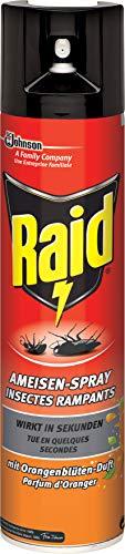 Raid Ameisen-Spray mit Orangenblüten-Duft, 400 ml