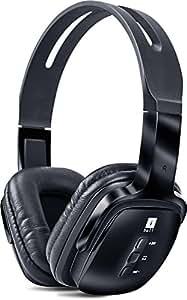 I Ball Exquisite Design Pulsebt4 Neckband Wireless Headphones With Mic,Black