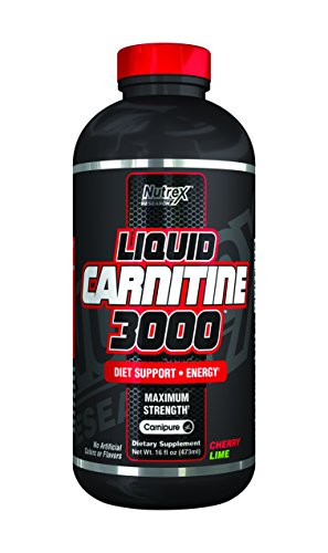 Nutrex - Nutrex Lipo 6 Liquid Carnitine Cherry Lime 473Ml - 41j3cXARJ3L