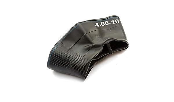 10 Motorcycle Tyre Inner Tube 3.50//4.00-10 350//400-10 Straight Valve Motorbike Wheel