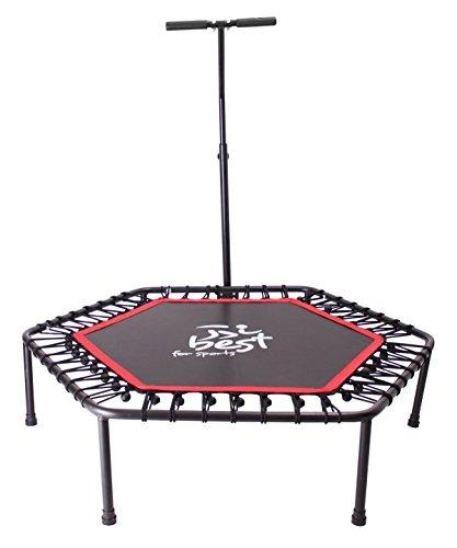 Best-For-Sports-Fitness-Trampolin-Bungee-Seil-System--110-cm-bis-130-kg-Benutzergewicht-TV-geprft