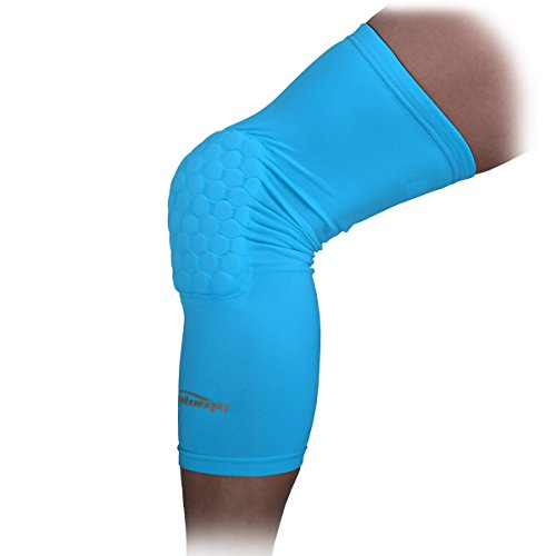 coolomg-1pcs-kids-adult-crashproof-antislip-knee-brace-leg-long-sleeve-pad-knee-support-for-compress