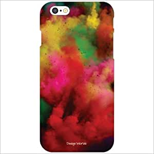 Design Worlds - Apple iPhone 6S Designer Back Cover Case - Multicolor Phone...
