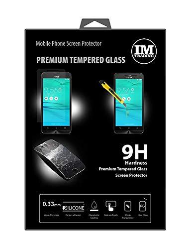 ENERGMiX Schutzglas kompatibel mit ASUS ZENFONE GO (ZB500KL) Premium Tempered Glas Panzerdisplayglas Folie Schutzfolie