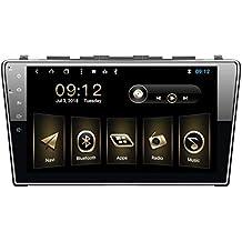 TOPNAVI 2Den 10.1 Pulgadas Centro Multimedia para Honda CRV 2007 2008 2009 2010 2011 Android 8.1