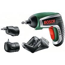 Bosch IXO IV Set - Atornillador con batería de litio