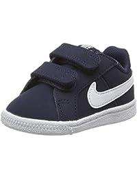 Nike Court Royale (TDV), Zapatillas de Gimnasia Unisex Niños